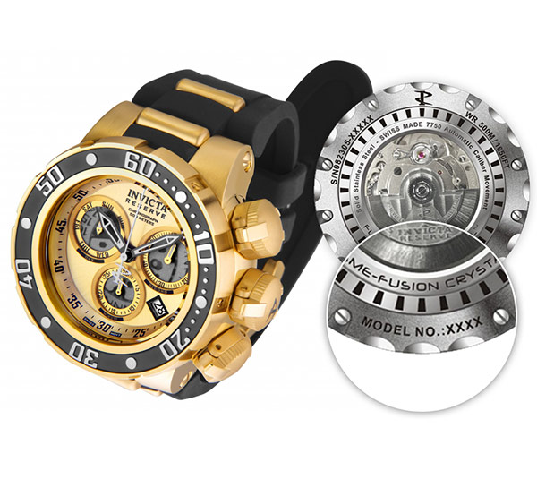 Search Invicta Watch Band